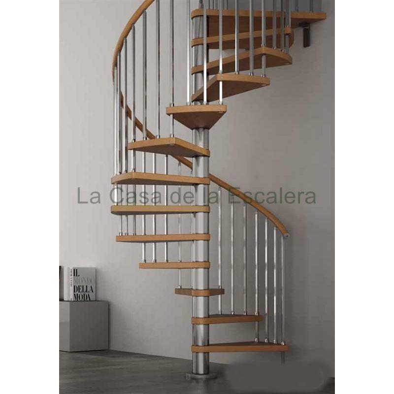 Escaleras de calidad en galicia espa a la casa de la - Escalera caracol exterior ...