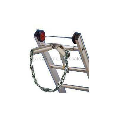 Acccesorio para postes para escaleras profesionales