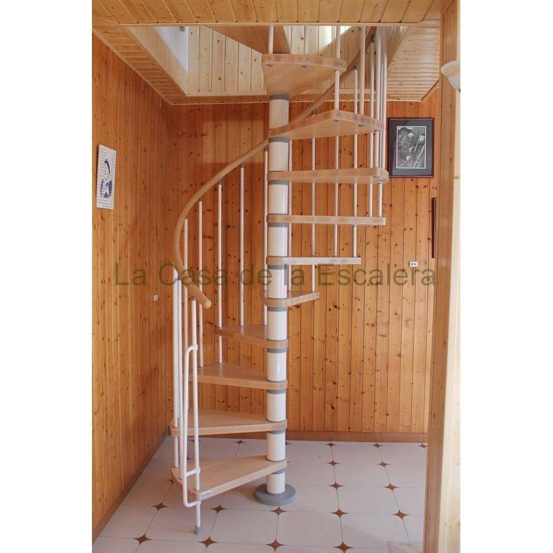 Escaleras de calidad en galicia espa a la casa de la for Escalera caracol 2 pisos