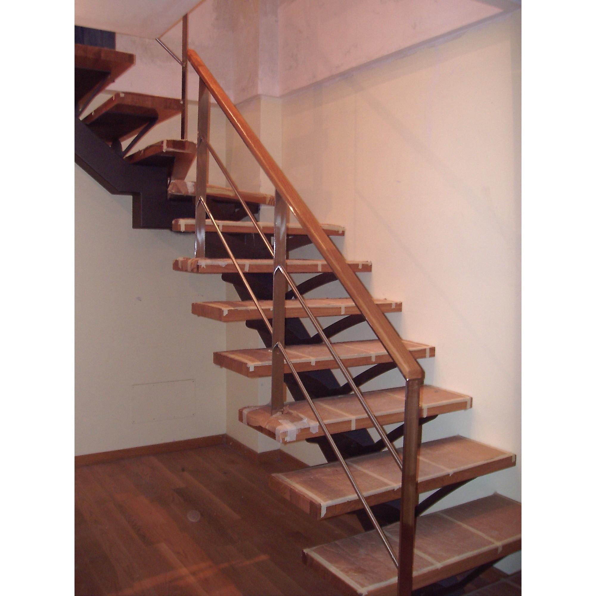 Escalera A Medida De Interior Combinada