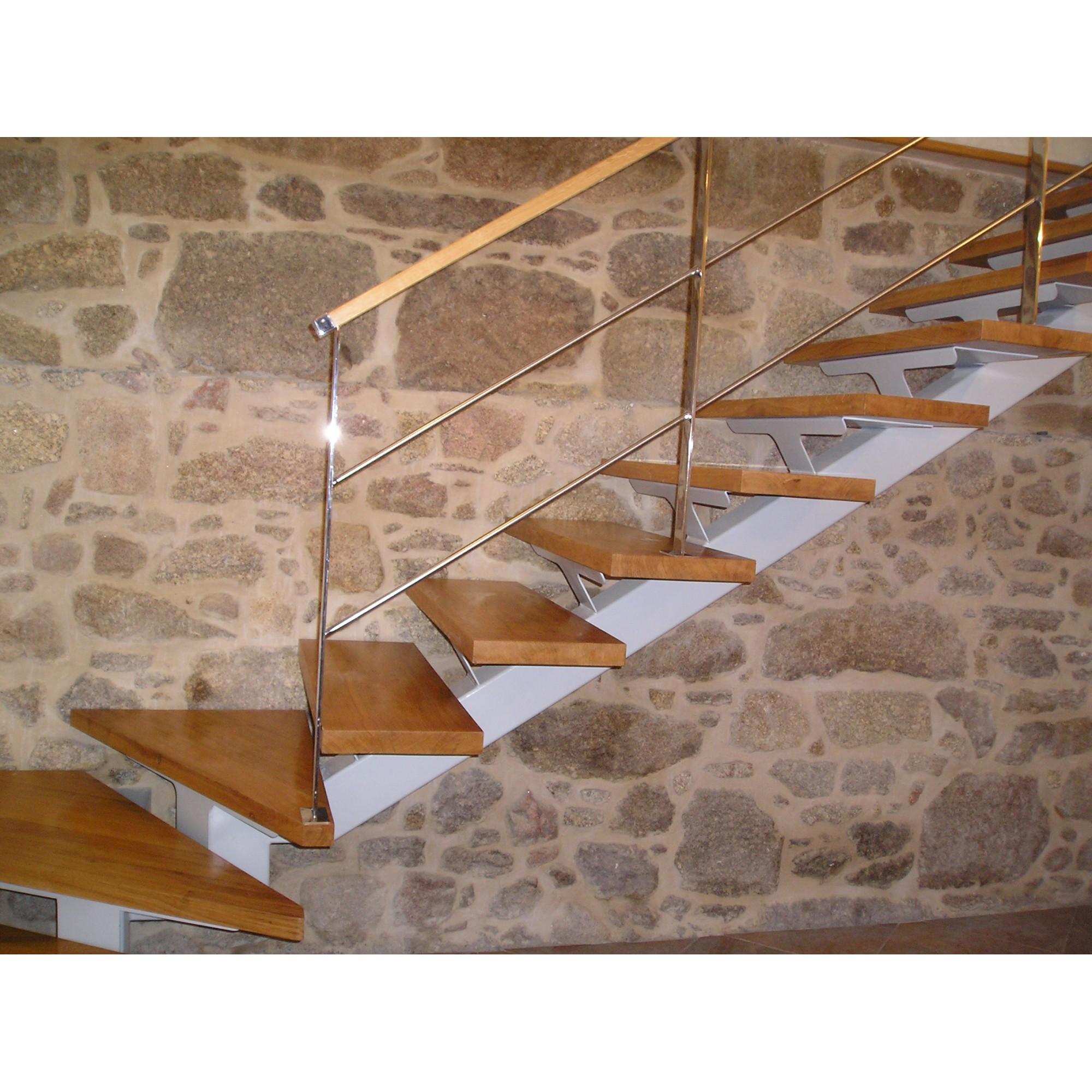 Escalera De Interior A Medida Combinada