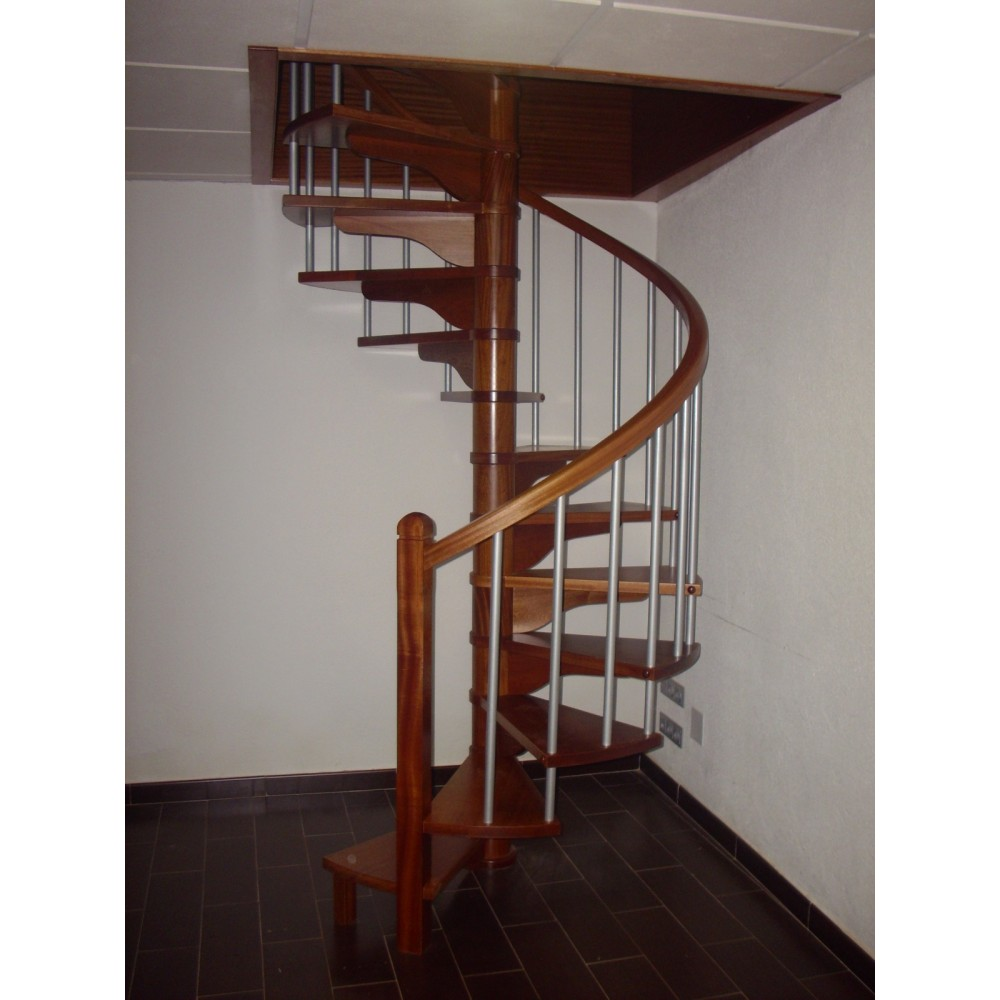 Escalera caracol a medida modelo fiel - La escalera de caracol ...