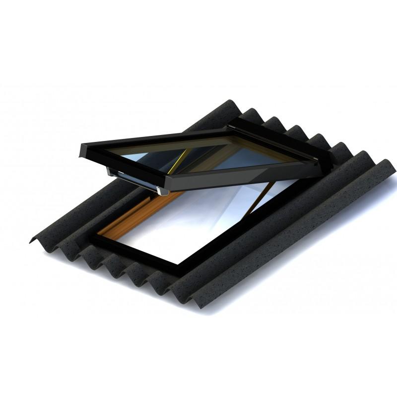 Ventanas para tejados Veycla fibrocemento
