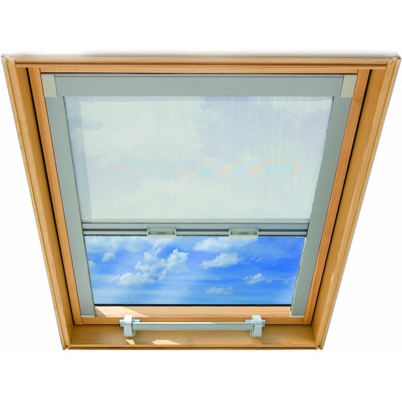 Cortina enrrollable traslucida para ventana veycla