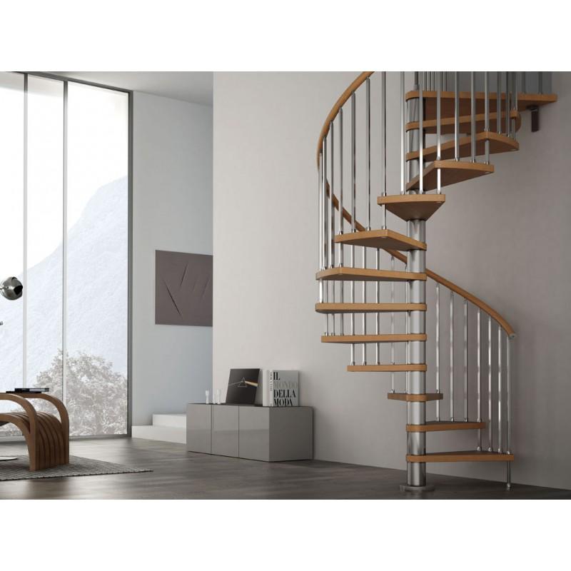 escaleras de caracol la casa de la escalera