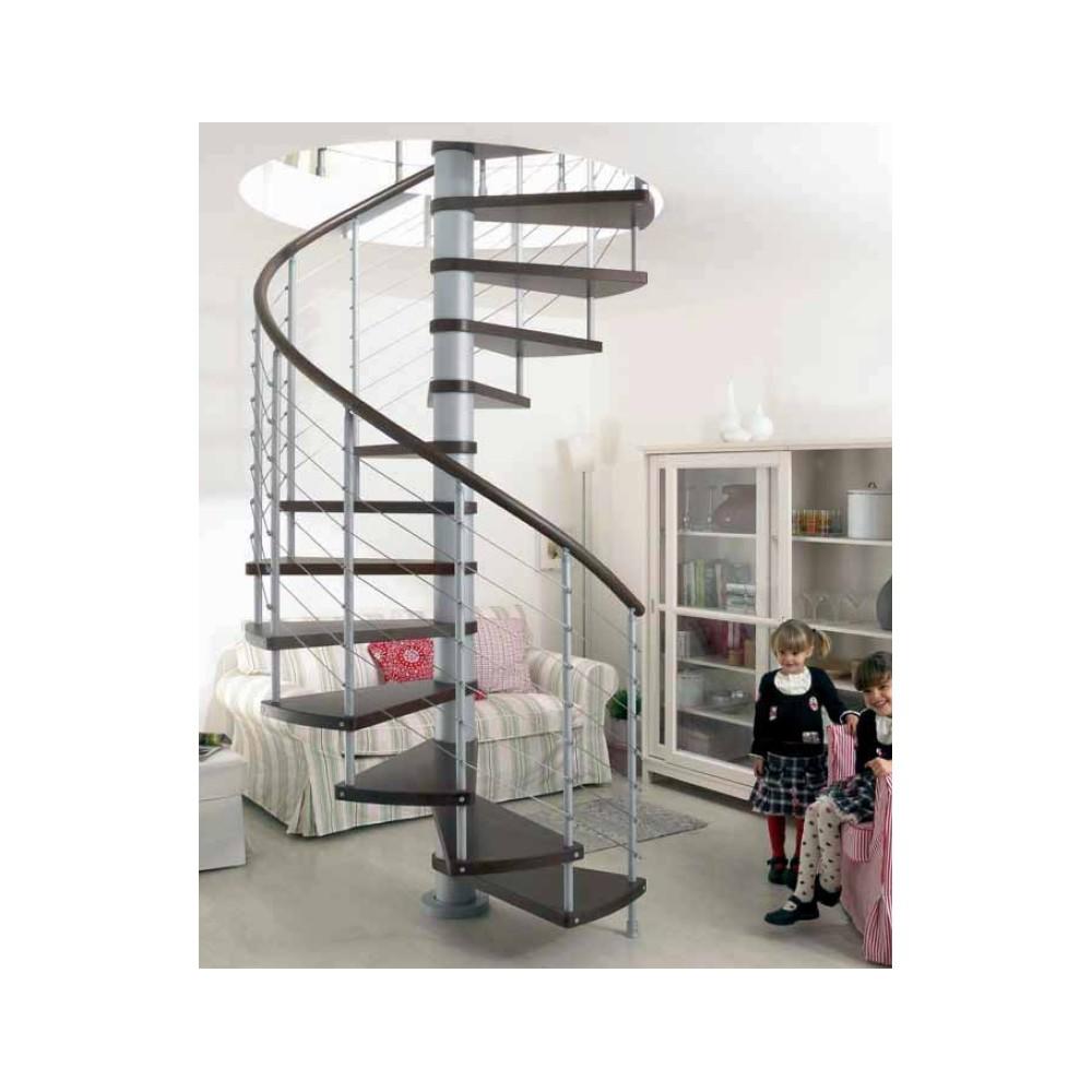 Escalera Caracol Modelo Kloe Para Interior