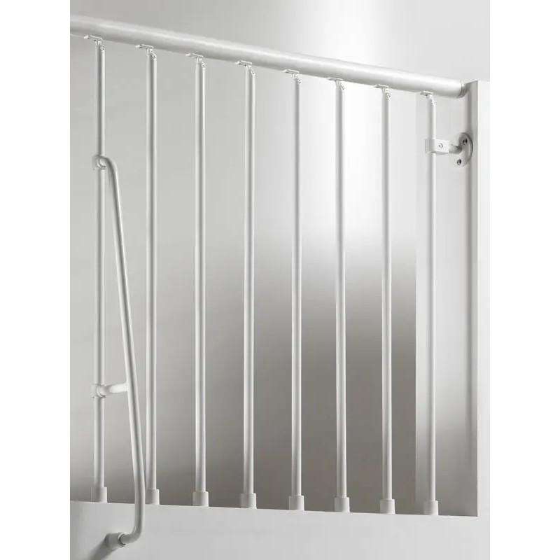Balaustrada suplementaria cierre superior escalera modelo ANDE 030